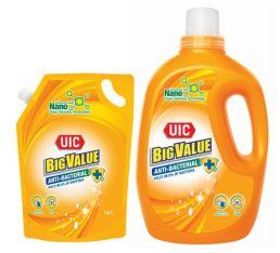 UIC Laundry Liquid Detergent (Anti-Bacterial)