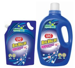UIC Laundry Liquid Detergent (Long Lasting Floral Essence)