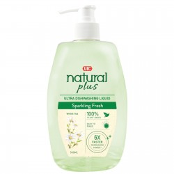UIC Natural Plus Ultra Dishwashing Liquid (Sparkling Fresh)