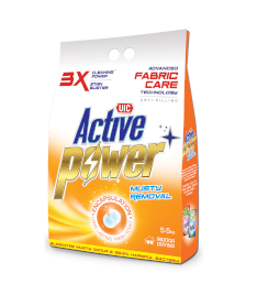 UIC ActivePower+ Laundry Powder Detergent (Musty Removal)