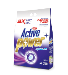 UIC ActivePower+ Laundry Powder Detergent (Regular)